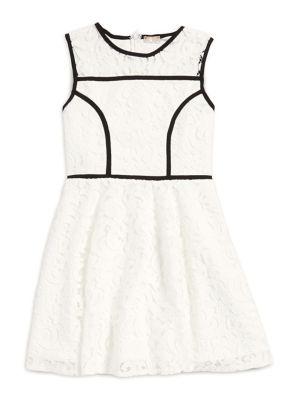 Girl's The London Dress...