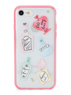 Love Potion iPhone 8 Case 500087831366