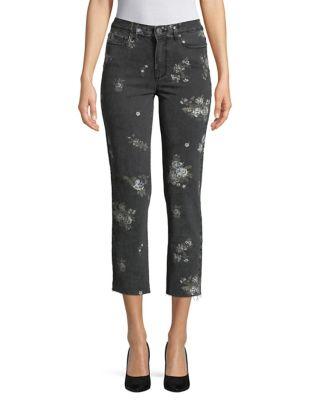 Floral Jeans 500087831737
