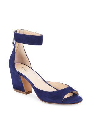Pilar Suede Sandals by Botkier New York
