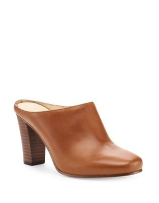 Sherry Leather Mules by Botkier New York