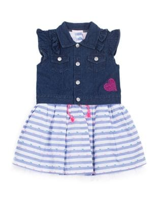 Little Girl's Two-Piece...