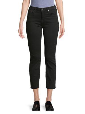 Stretch Crop Skinny Jeans 500087841473