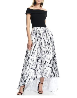 Off-The-Shoulder Gown by Theia