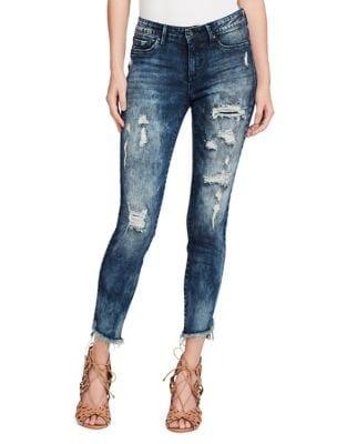 Kiss Me Ankle Skinny Jeans 500087847625