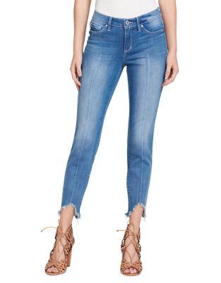 Kiss Me Ankle Skinny Jeans 500087847663