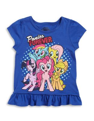 Little Girls My Little Pony Graphic Tee