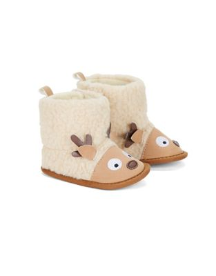 Baby's Sherpa Reindeer...