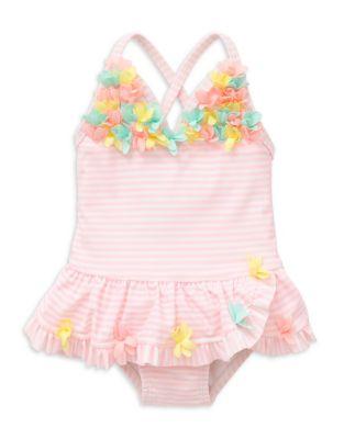 Baby Girl's 3D Multi...