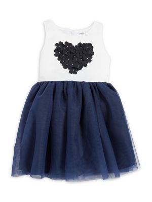 Baby Girl's Tulle Fit-&-Flare...