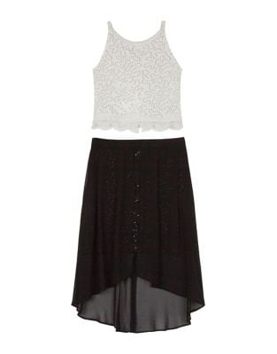 Girl's Two-Piece Top...
