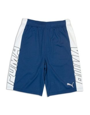 Boy's Two-Tone Shorts...