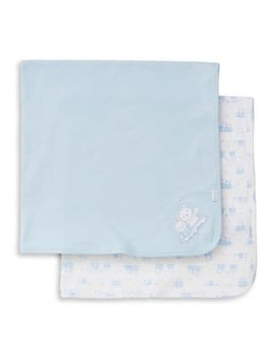 Baby Boy's Two-Pack Bear-Print...