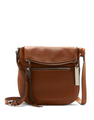 Tala Small Leather Crossbody Bag 500087870344