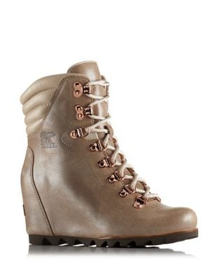 Conquest Leather Boots 500087873825