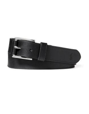 Vachetta Leather Belt...