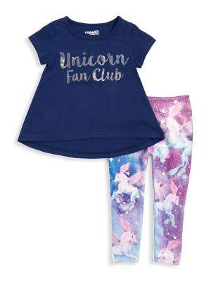 Little Girl's Unicorn...