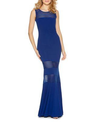 Mermaid Maxi Dress by QUIZ