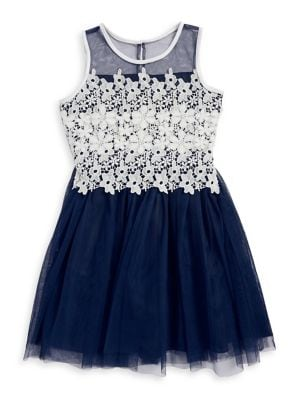 Girl's Vanessa Floral...
