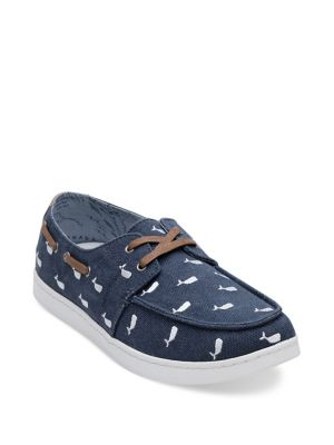 Culver Graphic Boat Shoes 500087928361