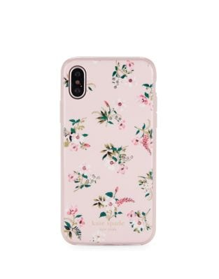 Jeweled Floral iPhone...