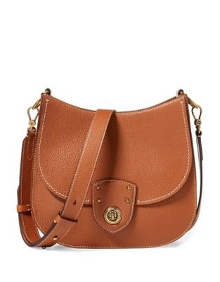 Large Convertible Leather Crossbody Bag 500087932605