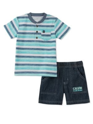 Baby Boys' Two-Piece...