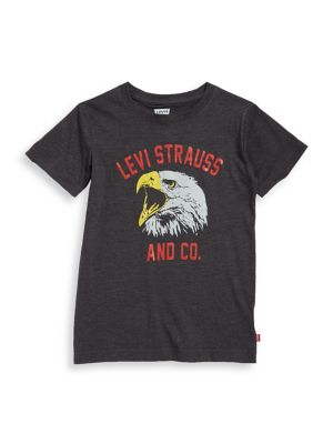 Boy's Eagle Graphic Tee...