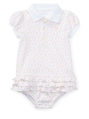 Baby's Two-Piece Printed...