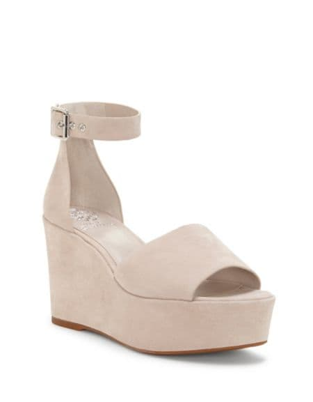 Felix Suede Platform Sandals by Splendid