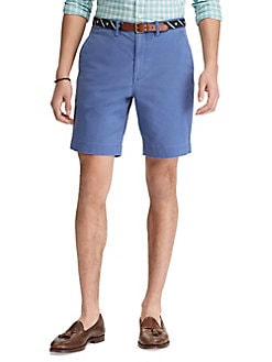 Polo Ralph Lauren. Stretch Twill Shorts