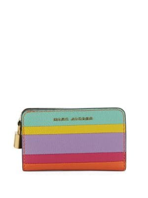 Compact Leather Wallet 500087989814