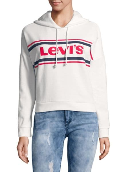 Graphic Junior Varsity Cotton Tee by Levi's
