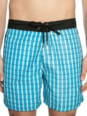 Shifted Swim Shorts by Mr Swim