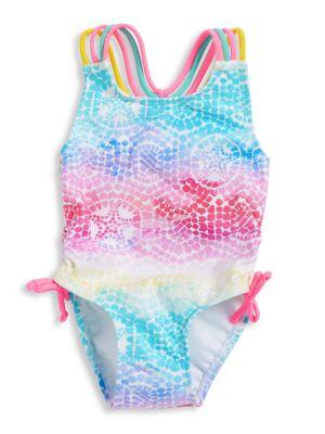 Baby Girl's Starfish...