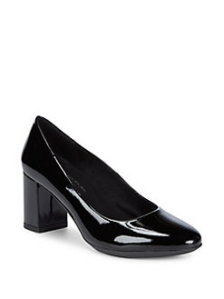 Seriously Patent Leather Pumps BLACK. Product image