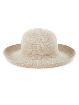 Knit Bowler Hat 500088013095