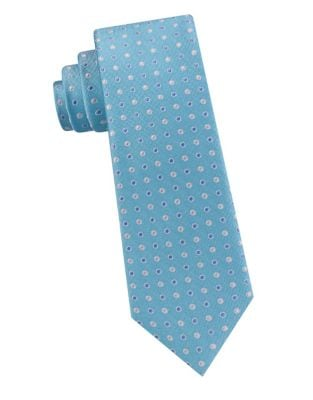 Boy's Daniel Dot Silk...