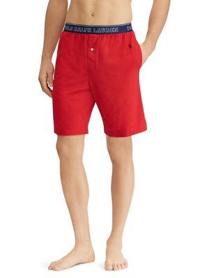 Jersey Pajama Shorts...