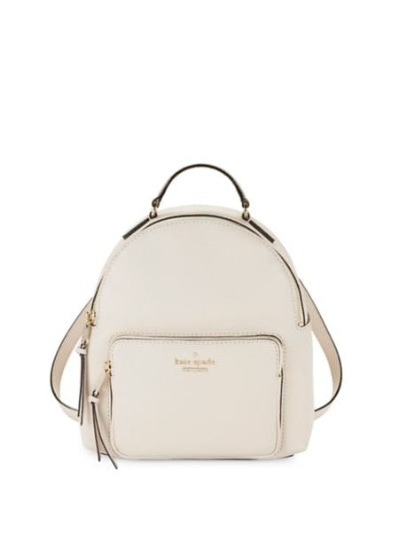 Josie Leather Backpack by Brahmin