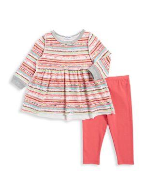 Baby's Two-Piece Stripe...