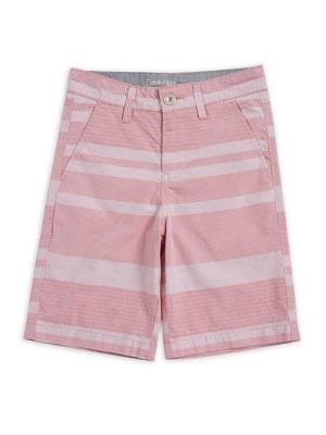 Boy's Striped Shorts...