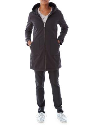 Hooded Car Coat 500088033209