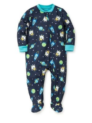 Baby Boy's Space-Print...