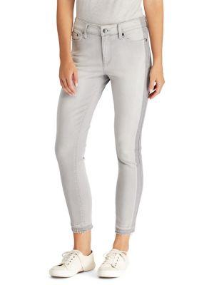 Petite Skinny Crop Jeans 500088040681