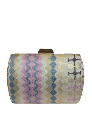 Spring Tapestry Convertible Clutch 500088043479