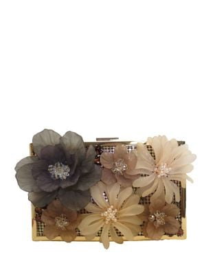 Floral Convertible Clutch 500088043535
