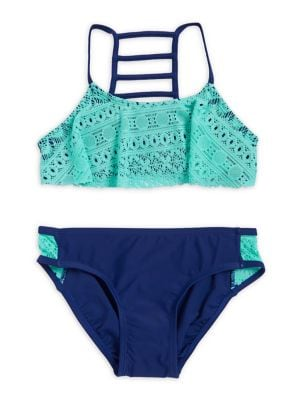 Girl's Two-Piece Free...