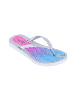 Girl's Mermaid Flip-Flop...