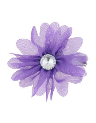 Girl's Six-Pack Flower Clip 500088060332